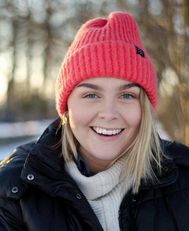 porträttbild på Julia
