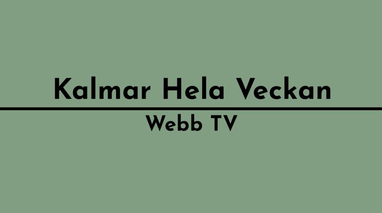 Logga för Webb-TV